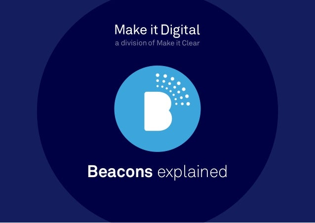 Beacons explained