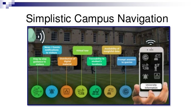 Simplistic Campus Navigation