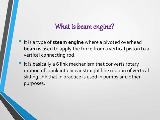 steam engine design and mechanism pdf