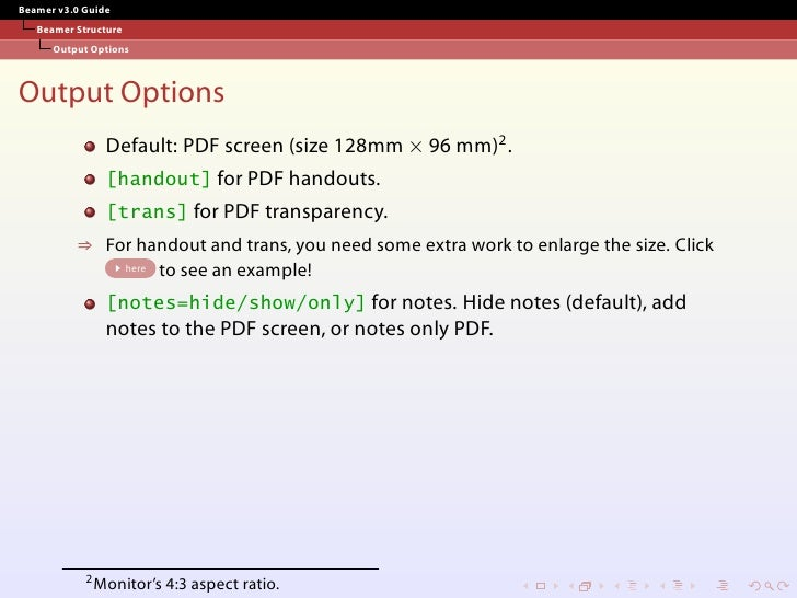 how to make slide with latex and beamer, Powerpoint templates
