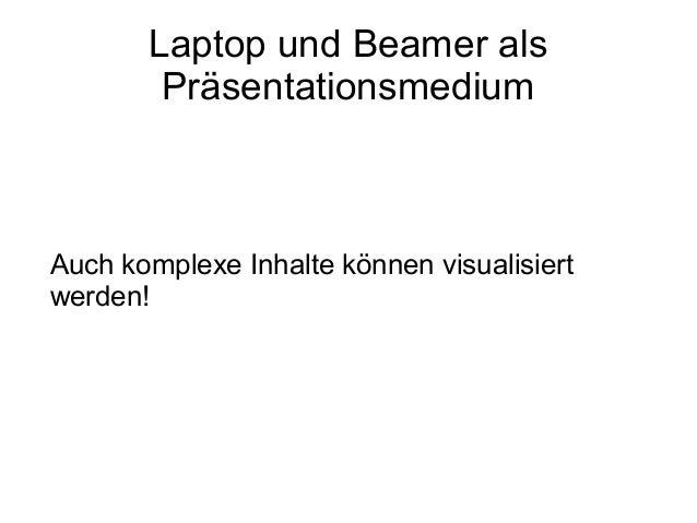 Die PowerPointPräsentation Slide 3