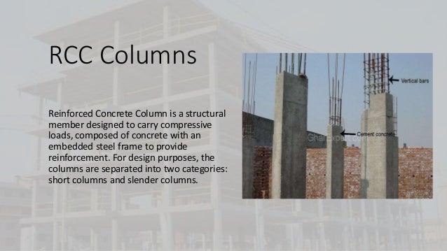 Rcc Columns And Beams : Beams and columns