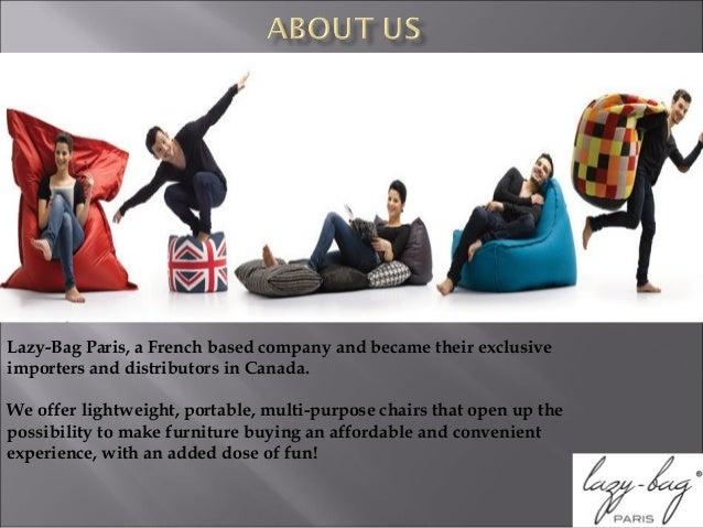3 Lazy Bag Paris A French