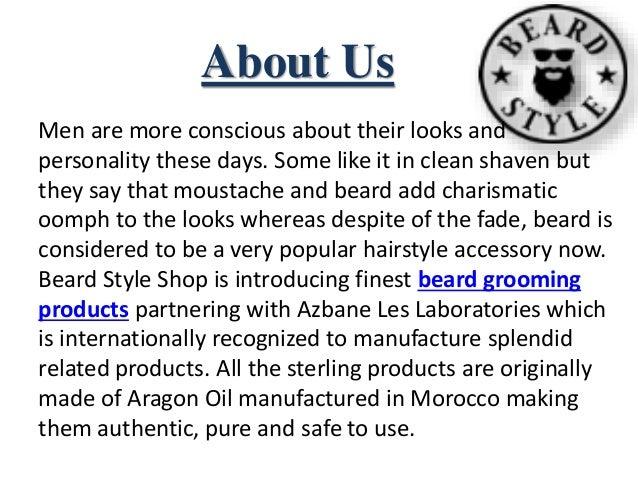 Get Branded Beard Oil from BeardStyle Shop Slide 2