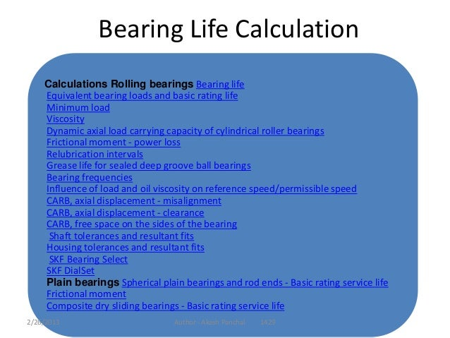 plain bearing load calculation with Bearing 16780179 on Contact us furthermore 135714 additionally Bearing Ucth213 40 300 Fyh Obj82071 as well Medical Equipment also Prolia Manual.