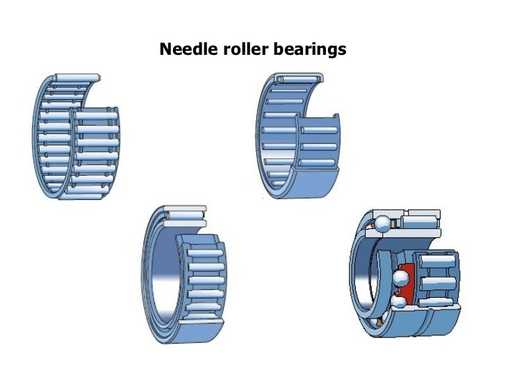 types of bearings. types of bearings l
