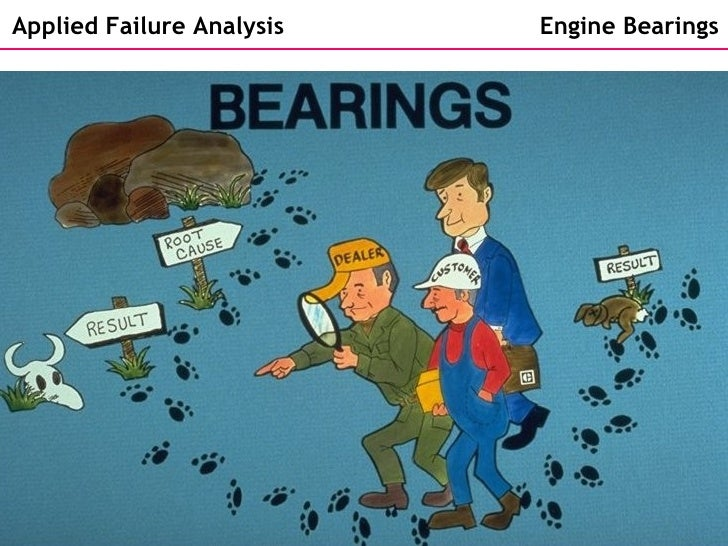 Applied Failure Analysis   Engine Bearings