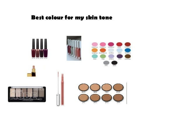 Best colour for my skin tone