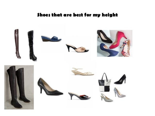 Shoes that are best for my height