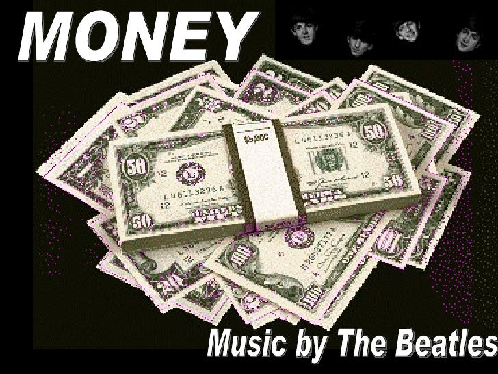 MONEY Music by The Beatles