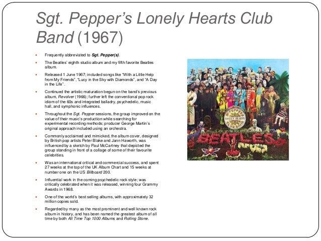 Beatles albums