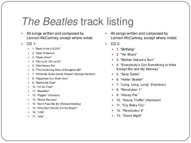 origin antithesis track listing Beatles recordings reference library 8 track tapes - history and complete list of all the very popular but now obsolete pre-recorded 8-track beatles tapes made in the us abbey road japanese cd - two articles with details about the now rare.