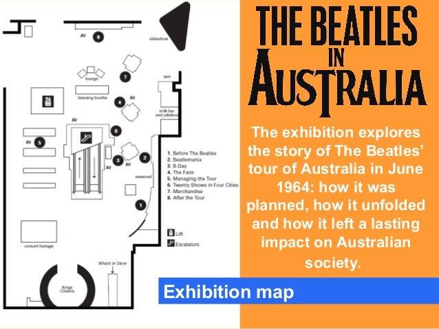 beatles merchandise australia