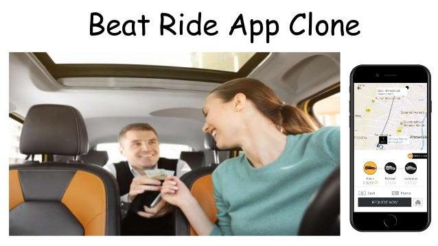 Beat Ride App Clone