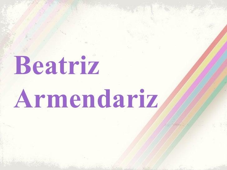 BeatrizArmendariz