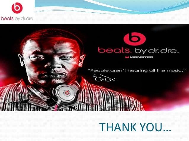 beats by dre market analysis