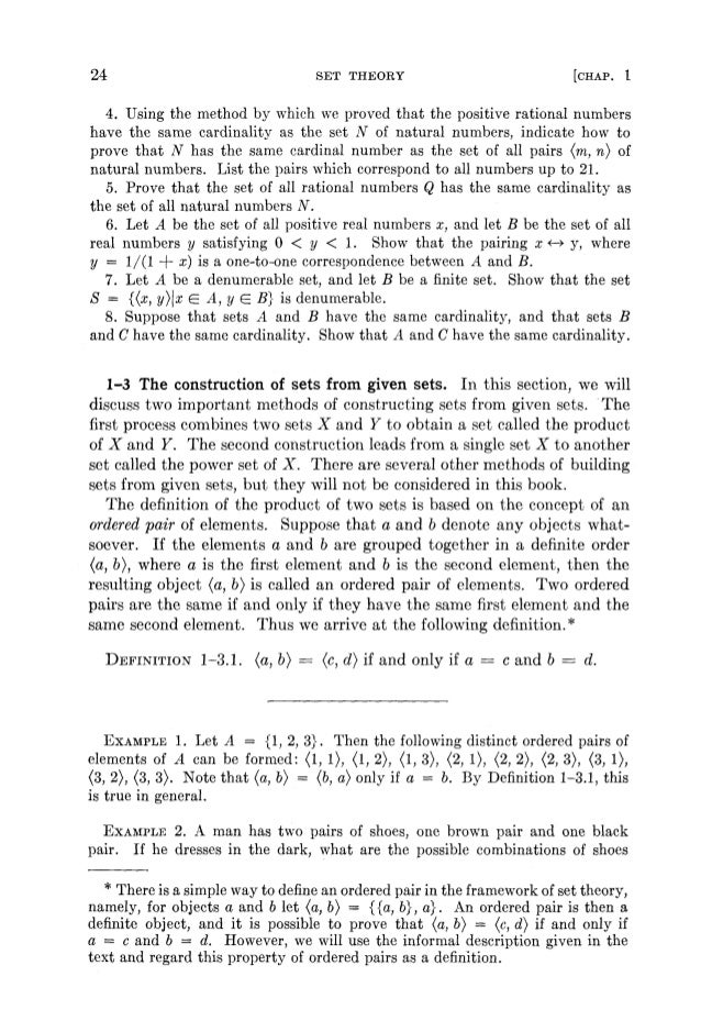 Beaumont the algebraic foundations of mathematics 34 fandeluxe Image collections
