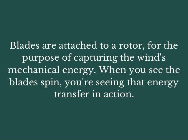 How Wind Energy Works how wind energy works: an introduction