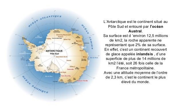 Beauté de l'Antarctique Slide 2