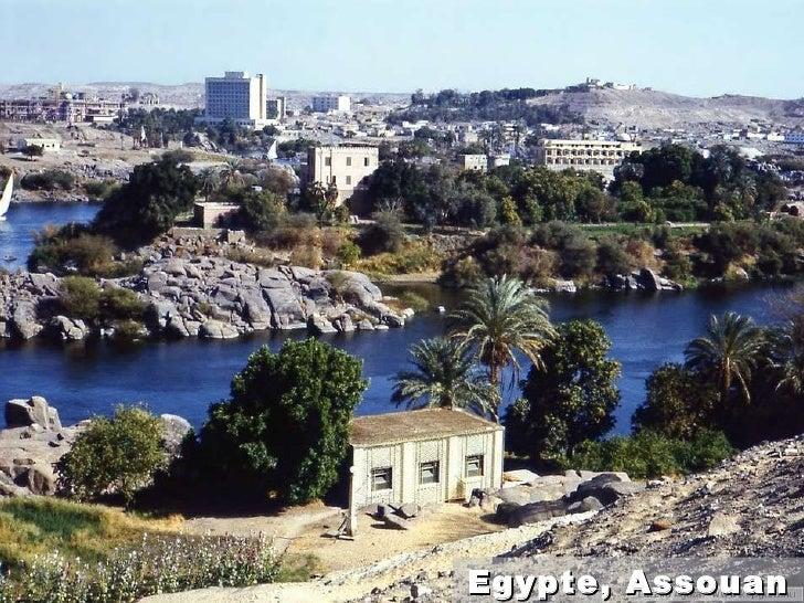 Egypt e , Ass o u a n