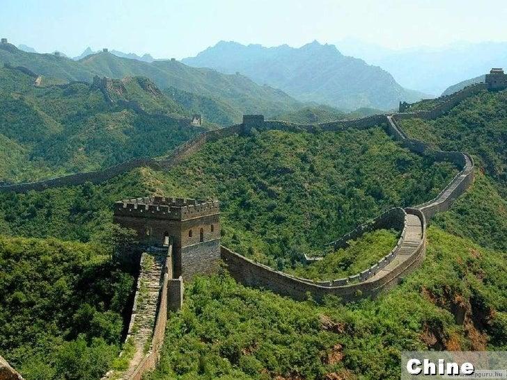 KÍNA Chine