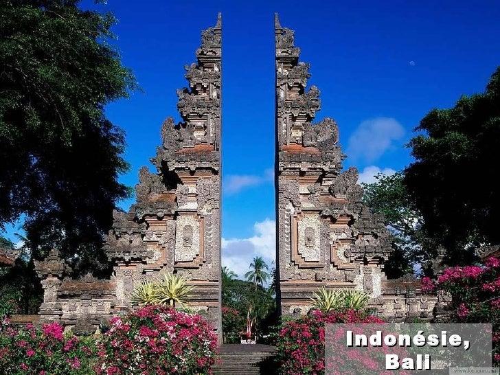 Indoné sie , Bali