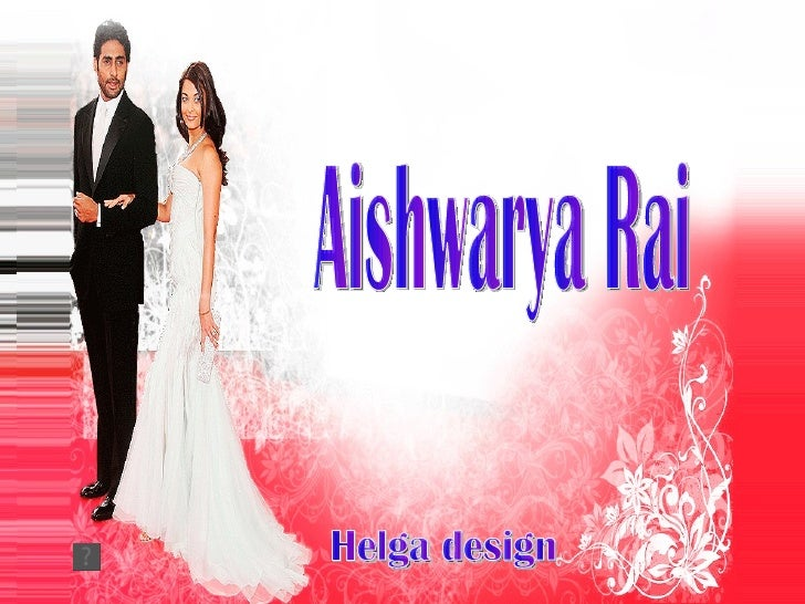 Aishwarya Rai Helga design