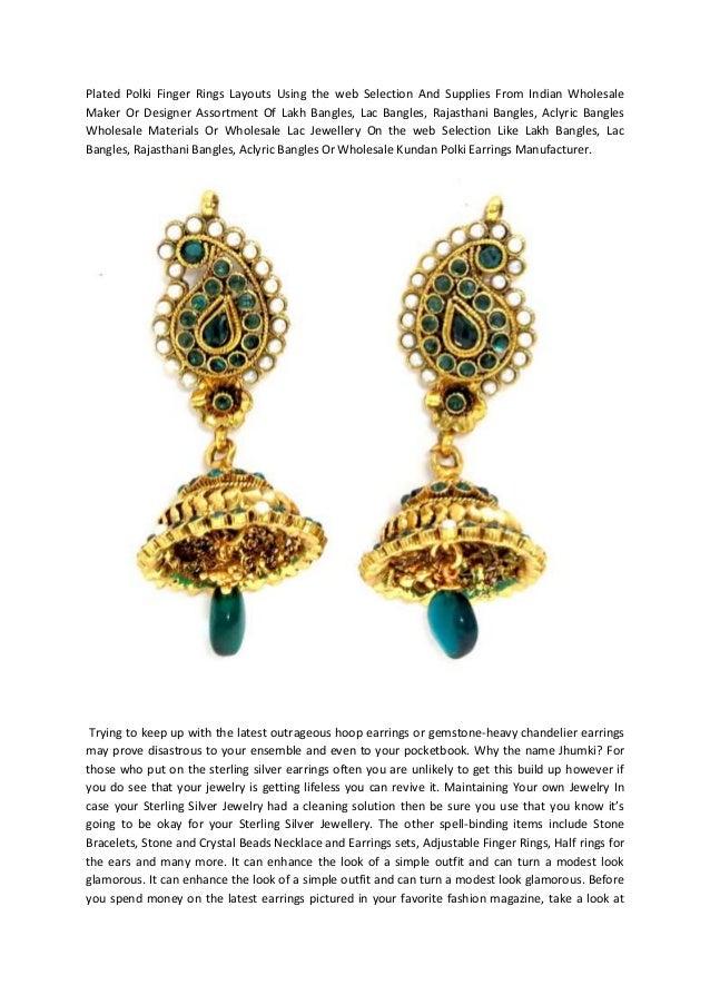 Beautiful Jhumka Earring