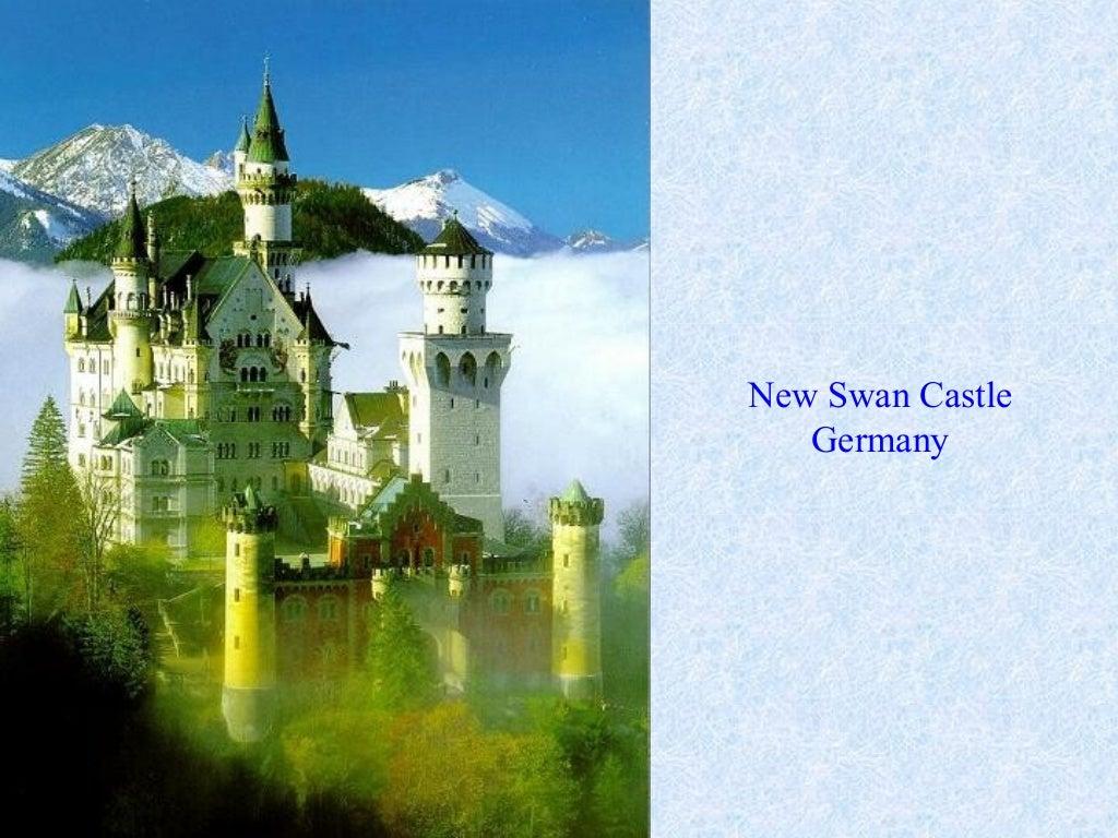 New Swan Castle Germany