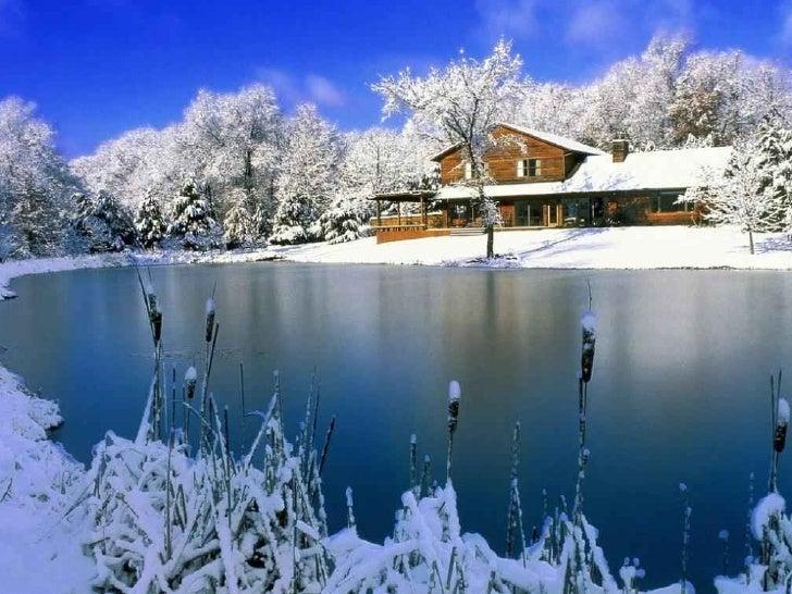 Beautiful World of Snow Slide 3