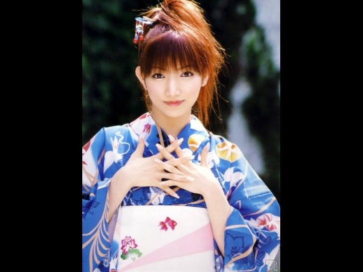 Beautiful Women Of Japan Slide 2