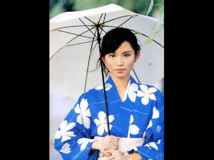 Beautiful Women Of Japan Slide 3
