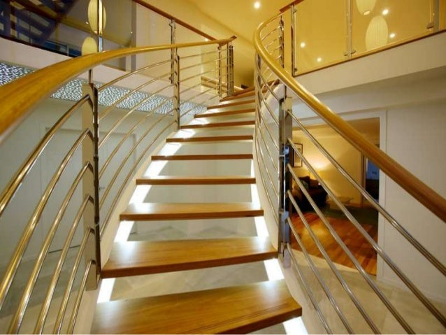 Beautiful balustrades