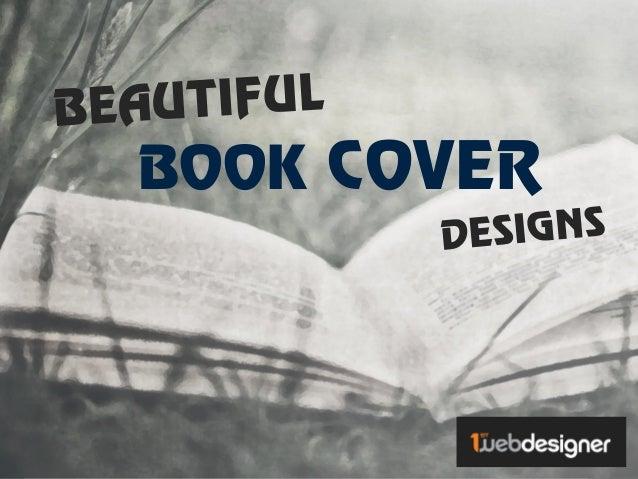 Beautiful Book Cover Design : Beautiful book cover designs