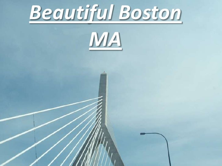 Beautiful BostonMA<br />