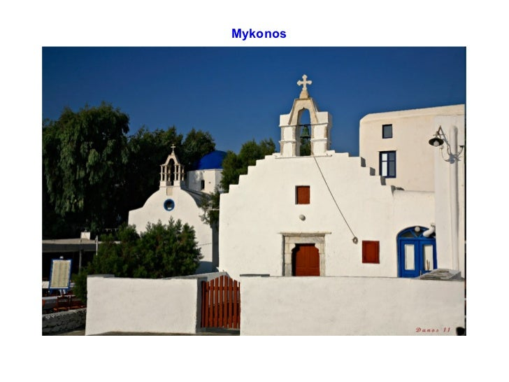 Beautiful churches and chapels of the cyclades   greece Slide 3