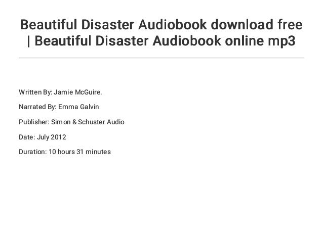 beautiful disaster full book free download