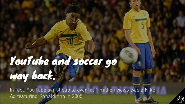 The Beautiful Game: Brand Marketers & The World Cup In The Era Of YouTube Slide 14