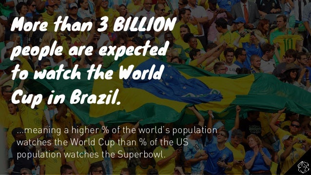 The Beautiful Game: Brand Marketers & The World Cup In The Era Of YouTube Slide 4