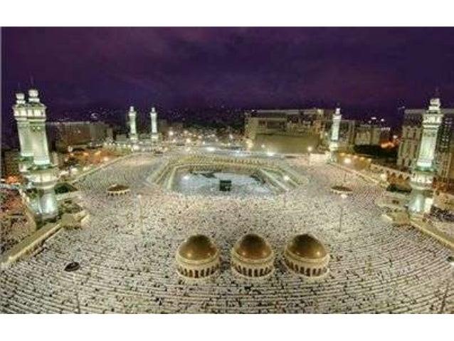 Beautiful View Of Holy Haram Makkah