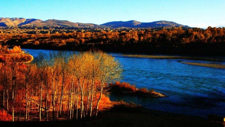 Beautiful landscapes 5# HD WS Slide 2