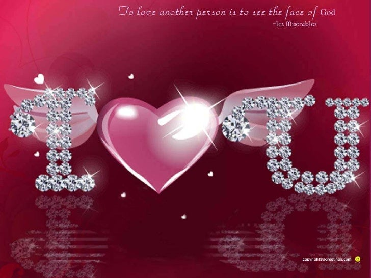 Beautiful Wallpaper I Love You : Beautiful Love Wallpapers