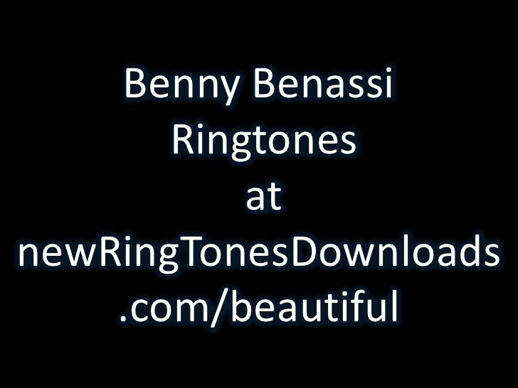 Benny Benassi Ringtones at newRingTonesDownloads.com/beautiful<br />