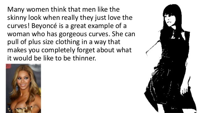 Do guys like plus size women