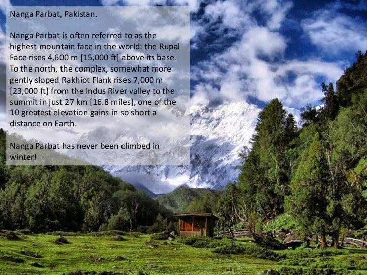 My Beautiful & Unique Pakistan  Slide 3