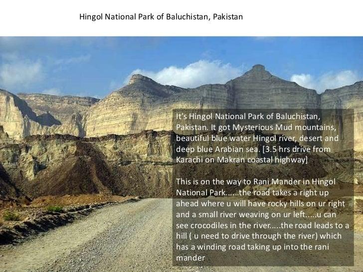 Hingol National Park of Baluchistan, Pakistan<br />It's Hingol National Park of Baluchistan, Pakistan. It got Mysterious M...