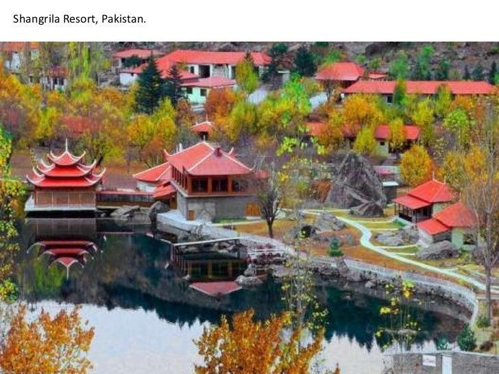 Shangrila Resort, Pakistan. <br />