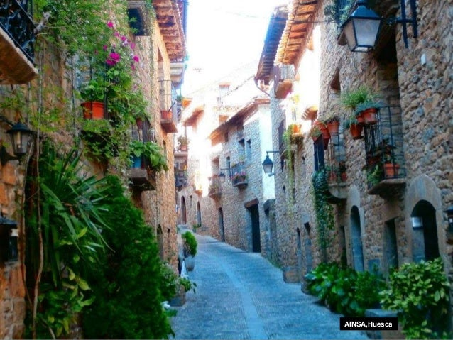 AINSA,Huesca