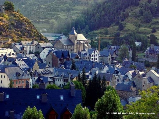 SALLENT DE GÁLLEGO, Pirineo aragonés