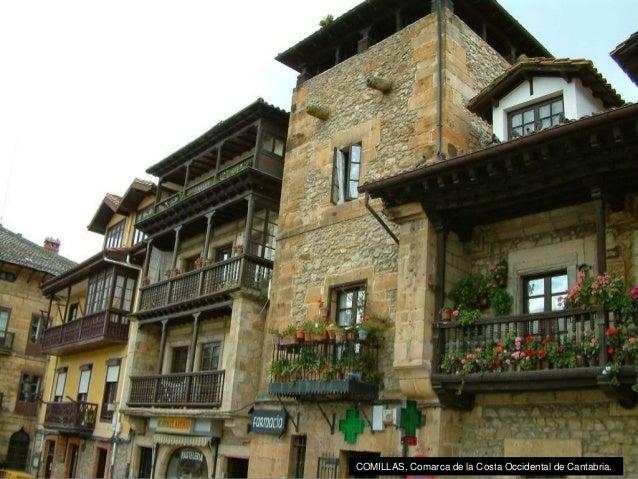 COMILLAS, Comarca de la Costa Occidental de Cantabria.